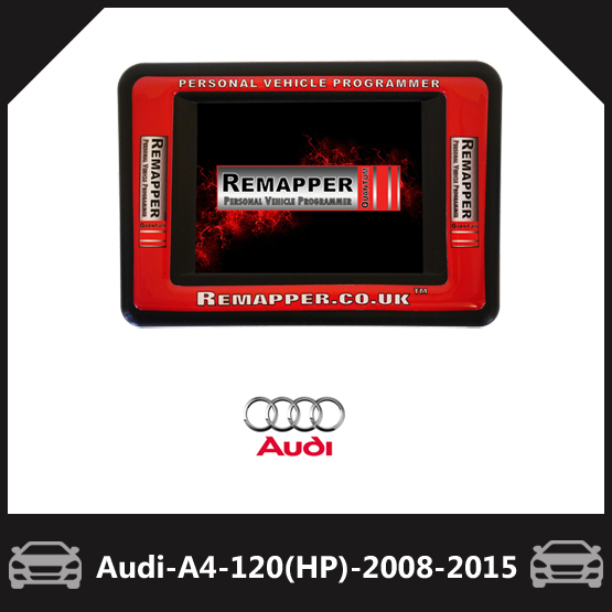 Audi A4 - Vehicle Remapper | Chip Tuner | ECU Programming | Quantum