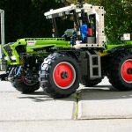 Class Tractors Ares