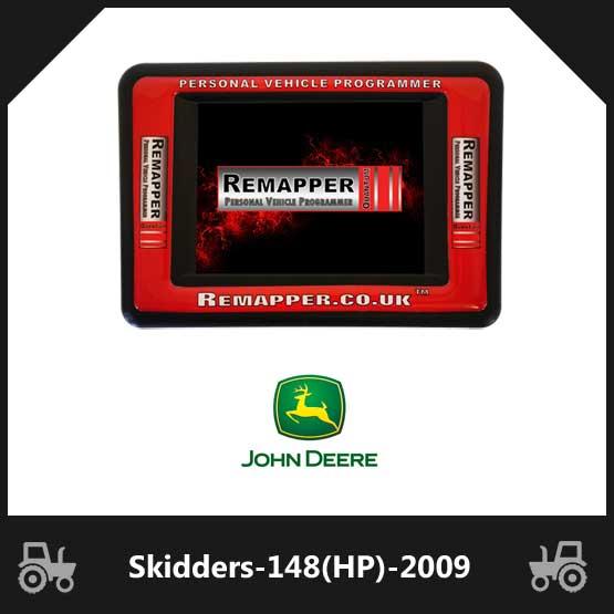 Skidders-148HP-2009
