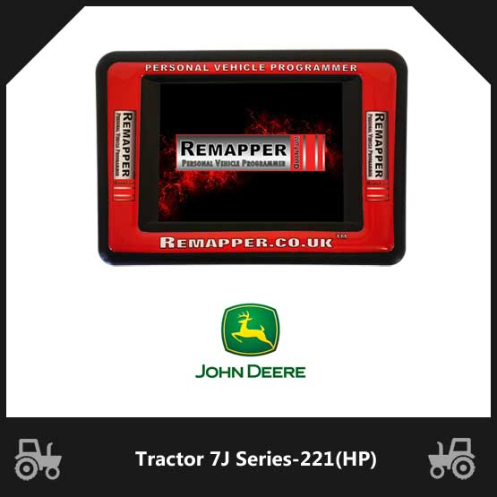 Tractor-7J-Series-221HP