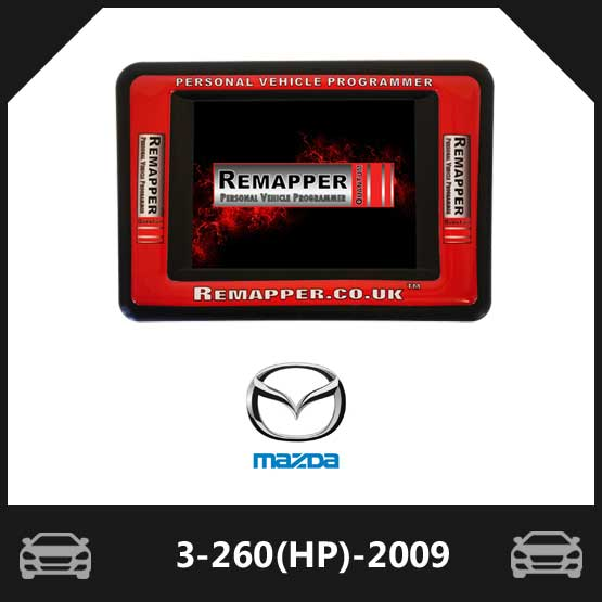 mazda-3-260HP-2009