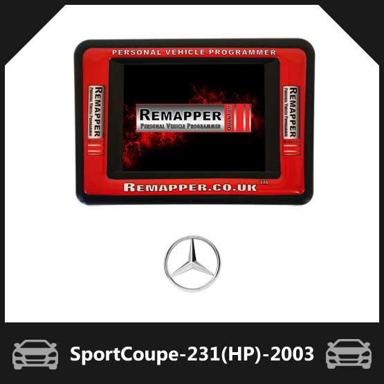 mercedes-SportCoupe-231HP-2003