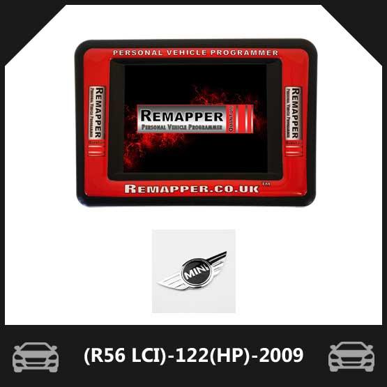 mini-R56LCI-122HP-2009