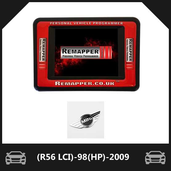 mini-R56LCI-98HP-2009