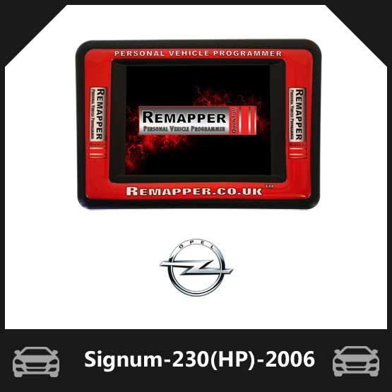 opel-Signum-230HP-2006
