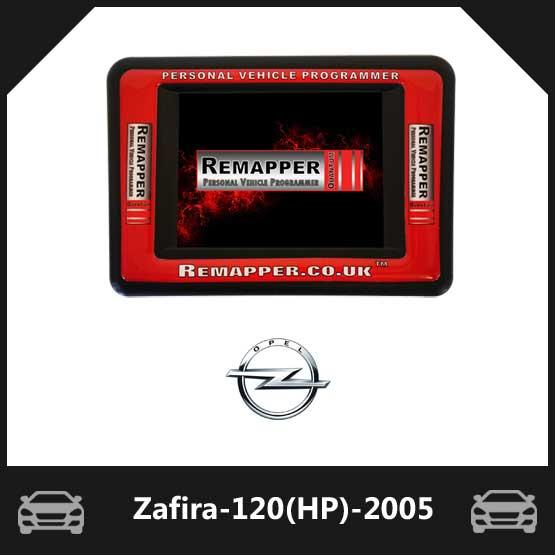 opel-Zafira-120HP-2005