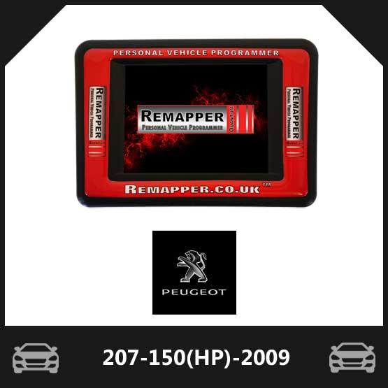 peugeot-207-150HP-2009