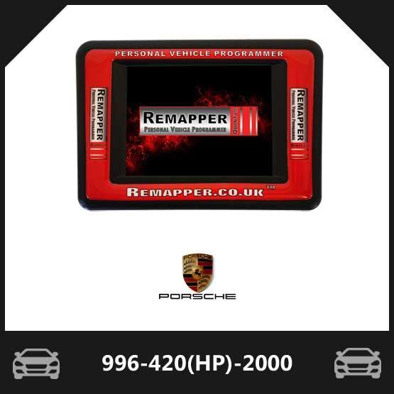porsche-996-420HP-2000
