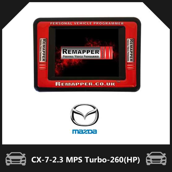 Mazda CX-7 Ecu Tuning - Quantum Remapper | Quantum Remapper