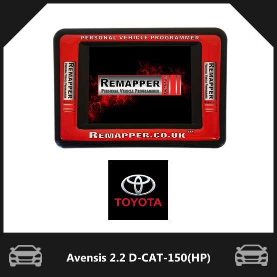 toyota-Avensis-2.2-D-CAT-150