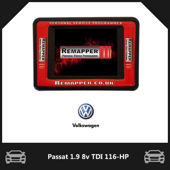 vw-passat-1-9-8v-tdi-116-bhp-diesel