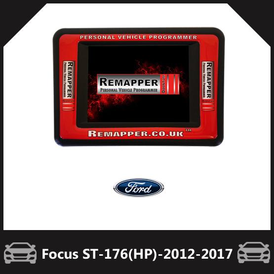 Ford Focus ST Tuning Software - Quantum Remapper | Quantum