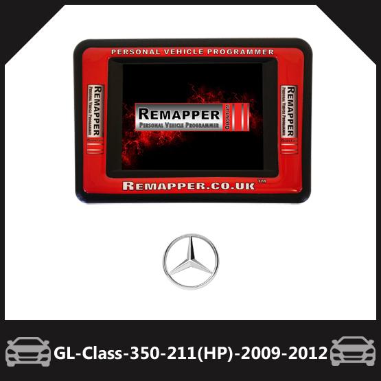 Mercedes GL450 4 0 CDI 5Matic 302-BHP Diesel (2009-2012)