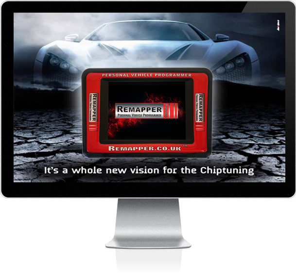 ecu remap and chip tuning obd tool